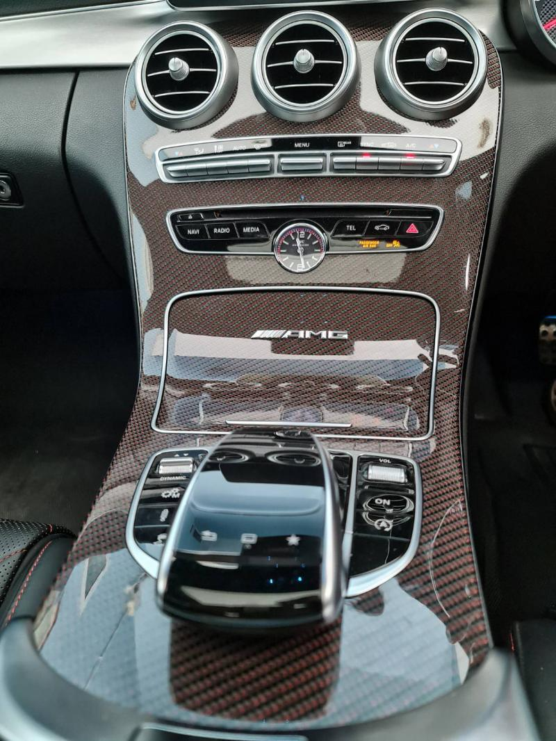 BENZ C63s W205 AMG  2015