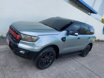 ขายรถยนต์ Ford Everest Titanium ปี 2016