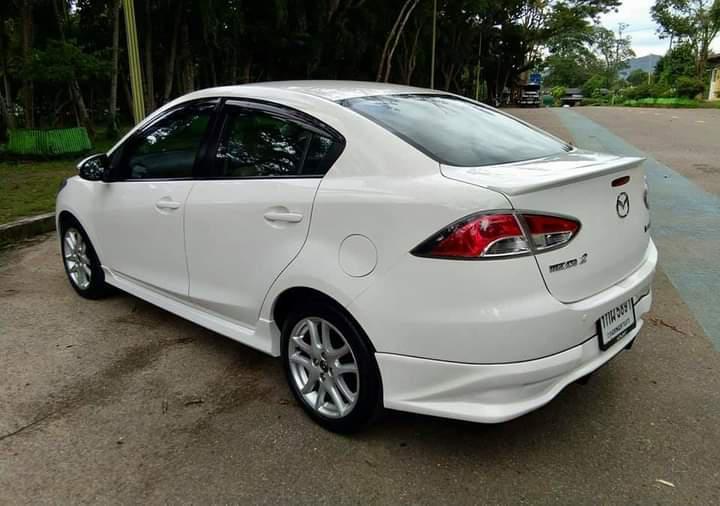 MAZDA Mazda 2 Elegance 2012