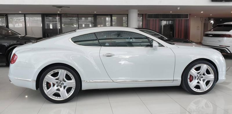 0 Continental GT 2013 2013