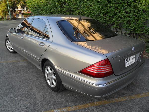 BENZ S280 L 2004