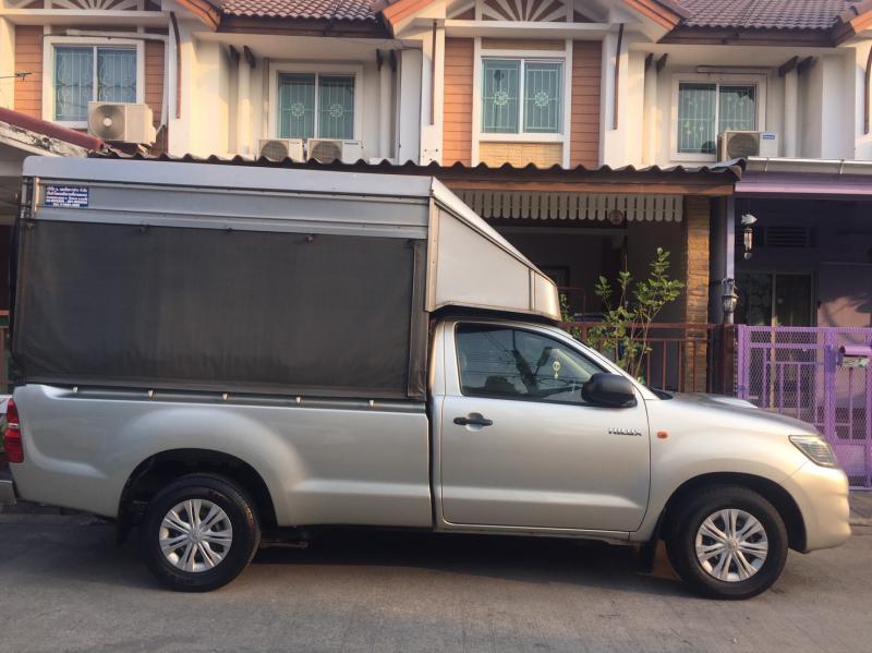 TOYOTA Toyota Hilux Vigo  2013