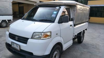 ขายรถ Suzuki Carry ตามสภาพ จำนวน 2 คัน โทร. 087-9085222