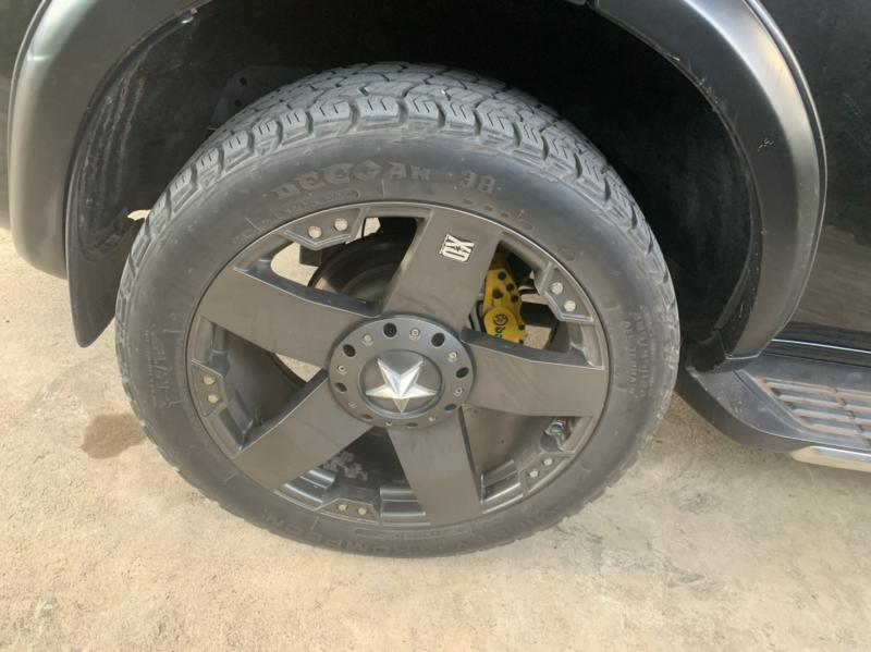FORD Everest 2.2 puls 2016