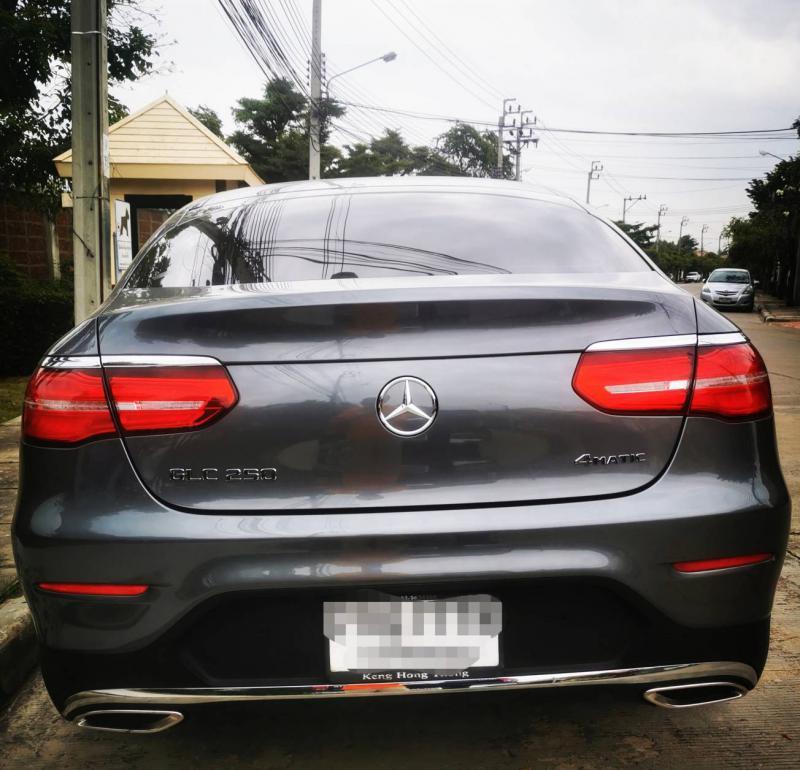 BENZ GLC 250 Coupe 2018