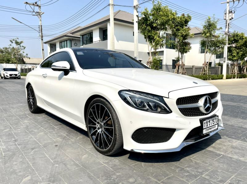BENZ C250 COUPE AMG 2018