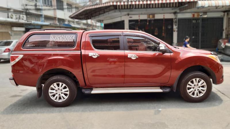 MAZDA BT50 3198cc 4WD  2013