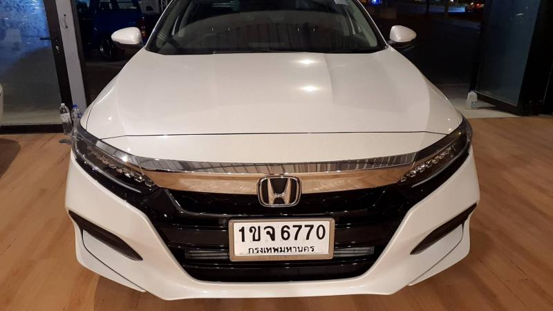 HONDA Accord G10 1.5 TURBO 2020