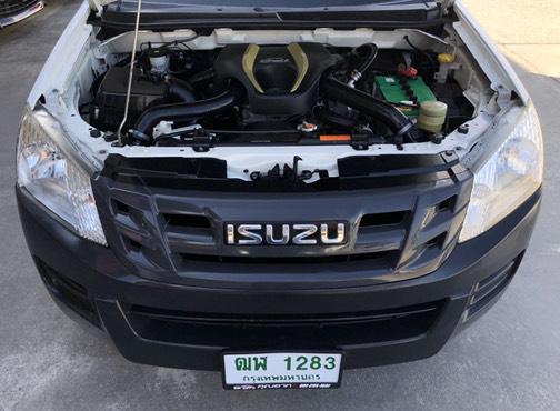 ISUZU D-Max 2.5cc. SX 2013