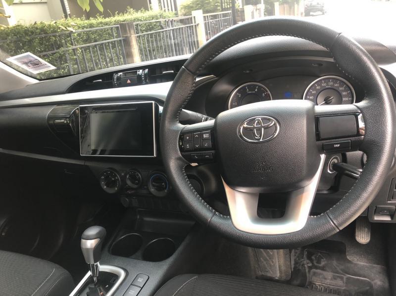 TOYOTA Hilux Revo smart cab 2019