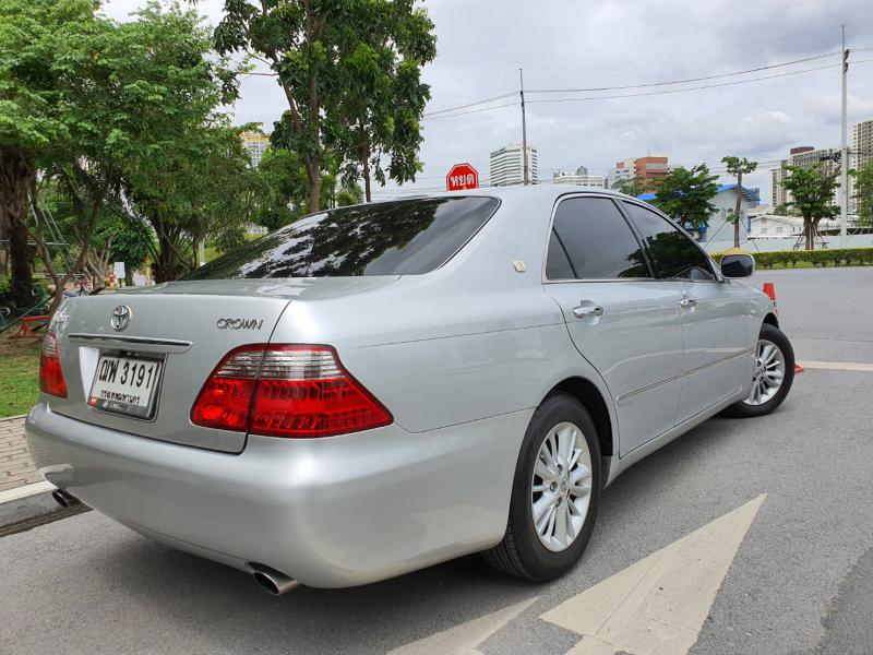 TOYOTA CROWN V6 3.0 2007