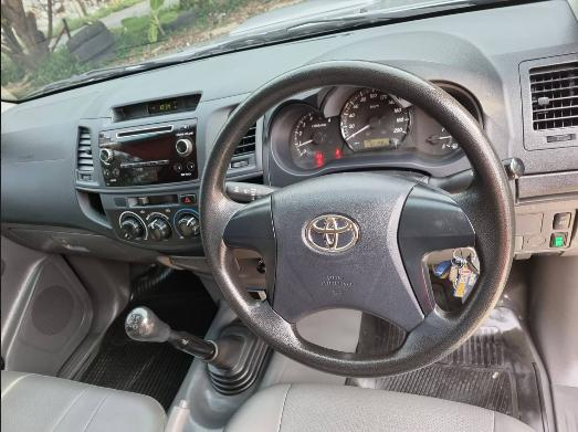 TOYOTA Vigo 2.5 Vn-turbo 2015