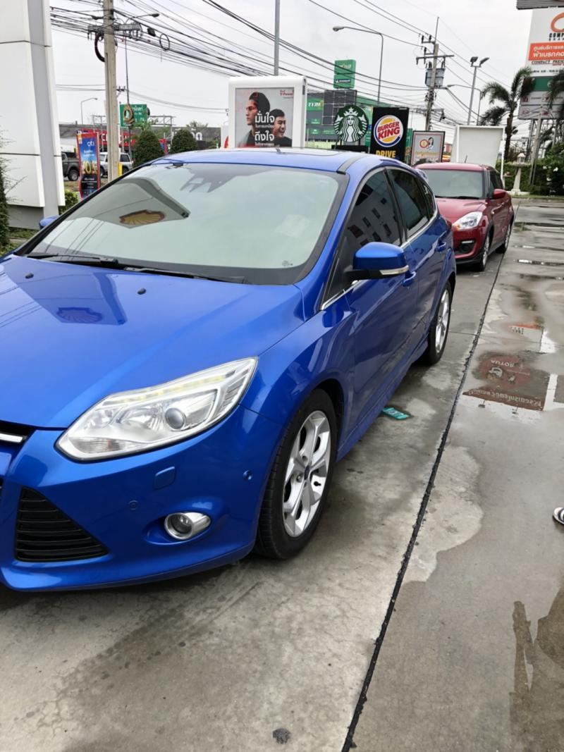 FORD FOCUS Top 2012
