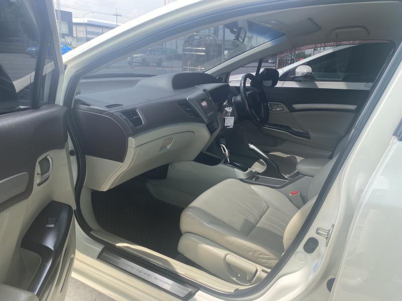 HONDA Civic 1.5 Hybrid 201 2014