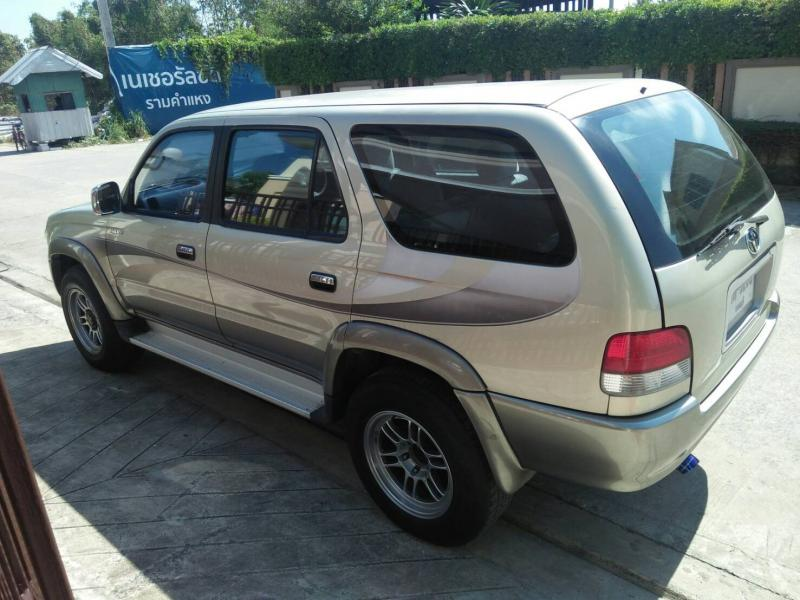 TOYOTA SPORT RIDER 2000