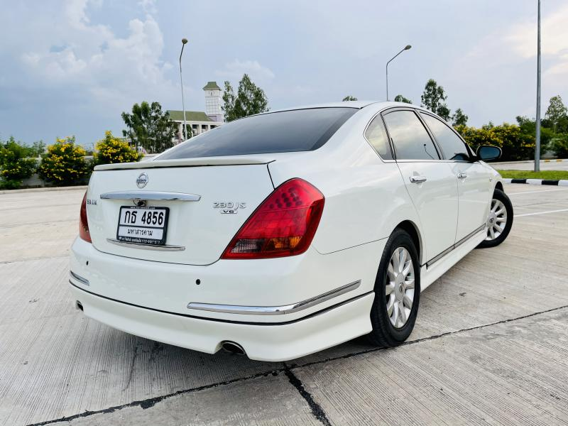 NISSAN Teana 2.3 230 JS V6  2006