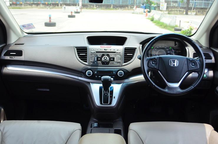 HONDA 2.0E ขับ4WD  2012