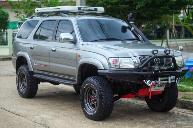 TOYOTA sport Rider D4D 2002