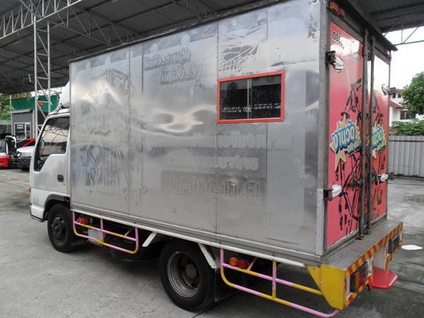 ISUZU ELF 4500cc 2012