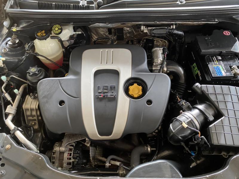 MG MG6-Turbo 2015