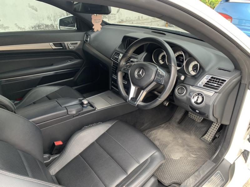 BENZ E-200 Coupe 2013