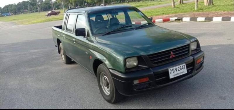 MITSUBISHI Strada 1997