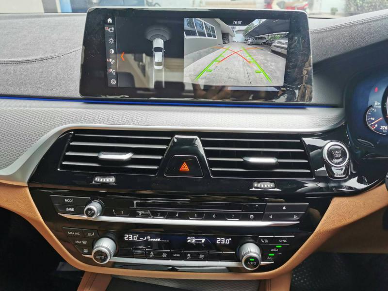 BMW 520d M-Sport 2018