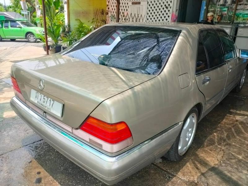 BENZ s280 2001
