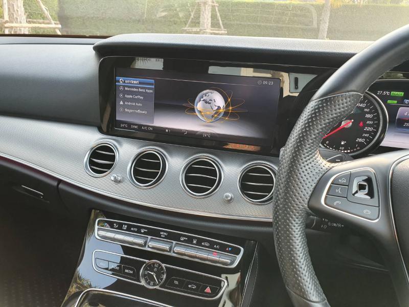 BENZ E350e AMG Dynamic 2018