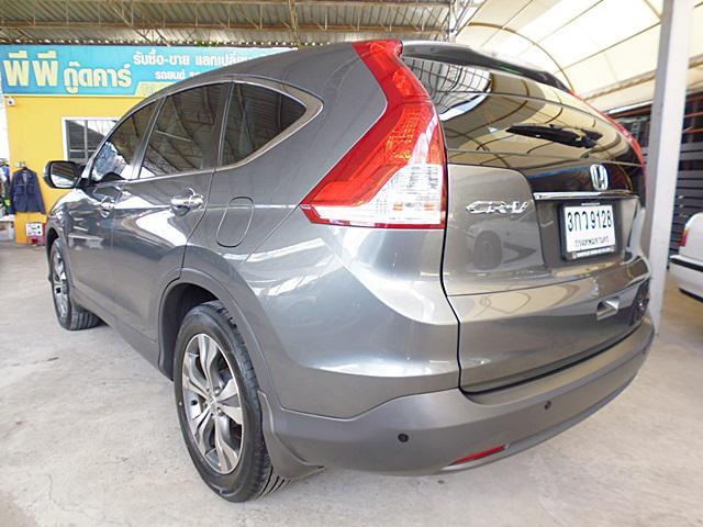 HONDA CRV 2.4 EL NAVI/2WD. 2014