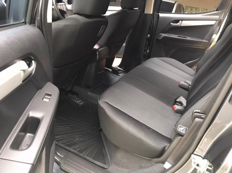 ISUZU  D-MAX  Cab4  2016