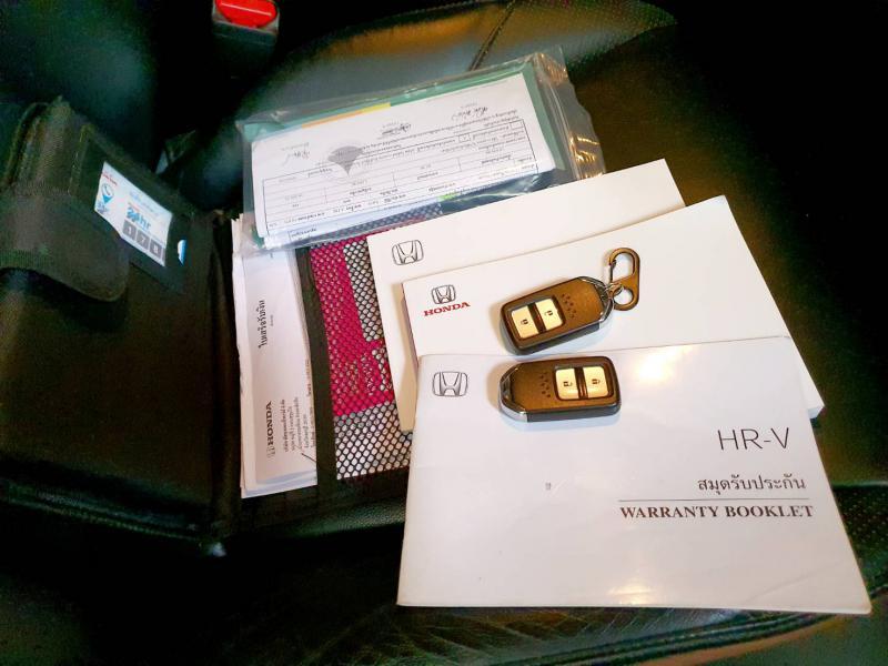 HONDA HRV 1.8 E Limited 2016