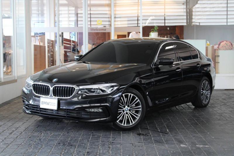 BMW 530e Highline 2019