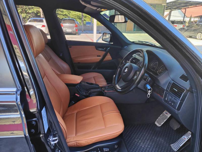 BMW X3 2.5SE 2009