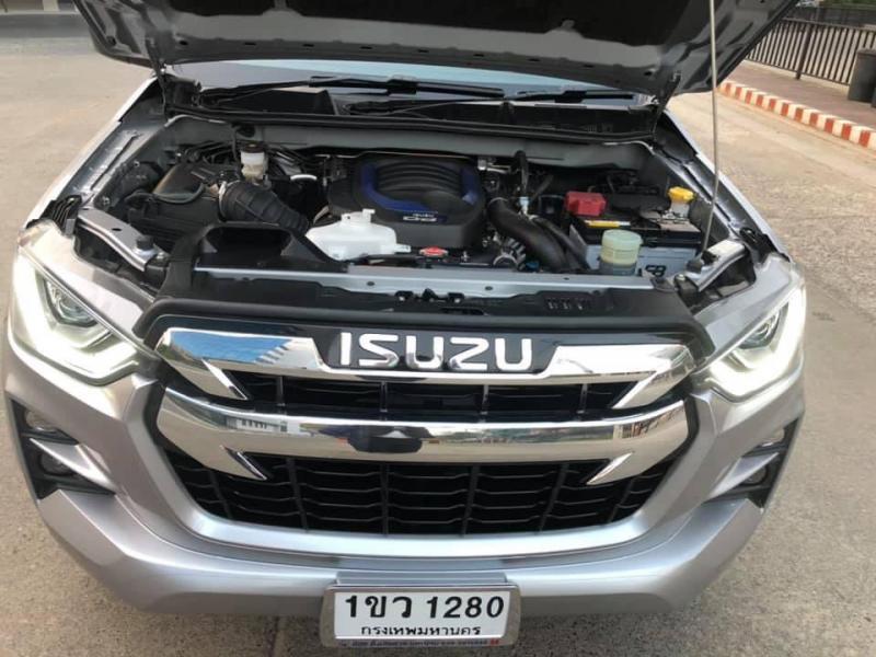 ISUZU D-MAX All NEW Hi-Lan 2020