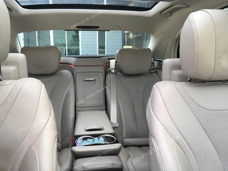 BENZ S500 2016