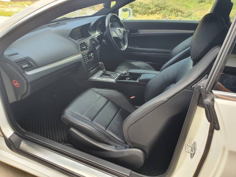 BENZ E350 Benz E-Coupe W2 2010