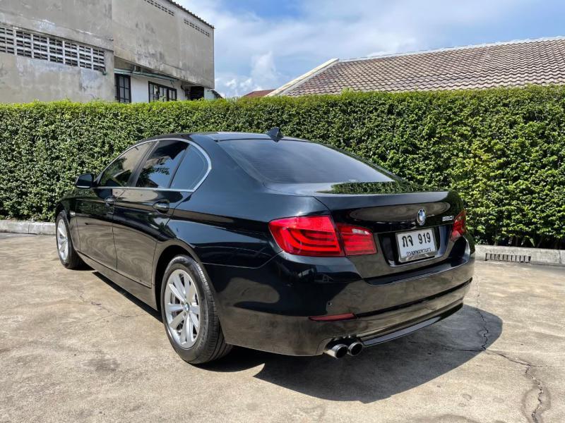 BMW F10 520i TwinPower T 2012