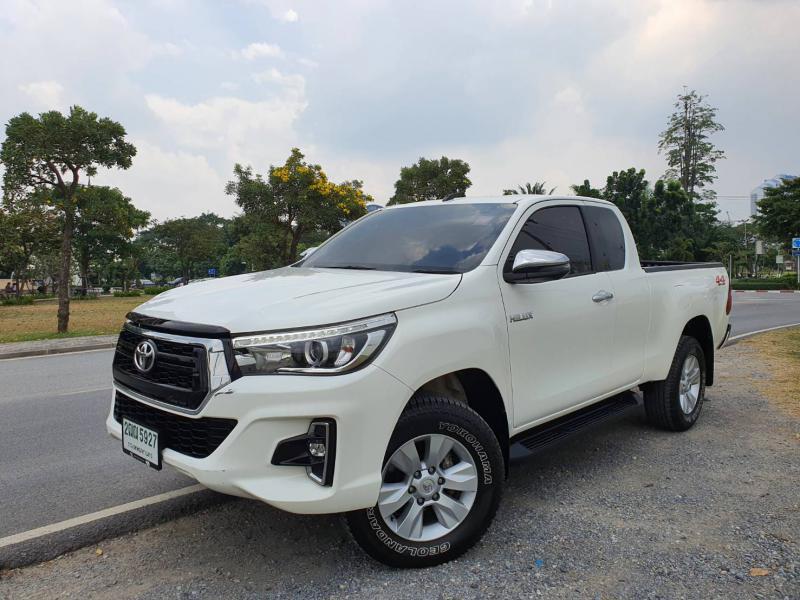 TOYOTA  Revo 2.4E 4WD 2018