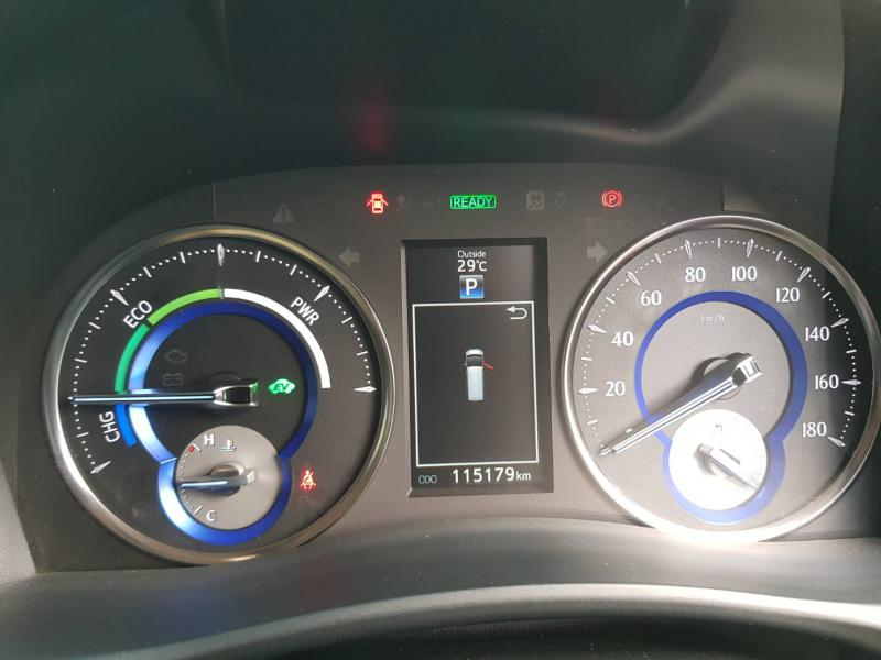 TOYOTA Alphard 2.5 hybrid ตั 2016