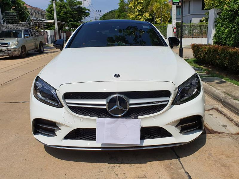 BENZ C43 (Facelift) Coupe 2020
