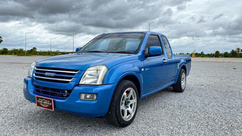 ISUZU D-MAX CAB 2.5 SLX 2005