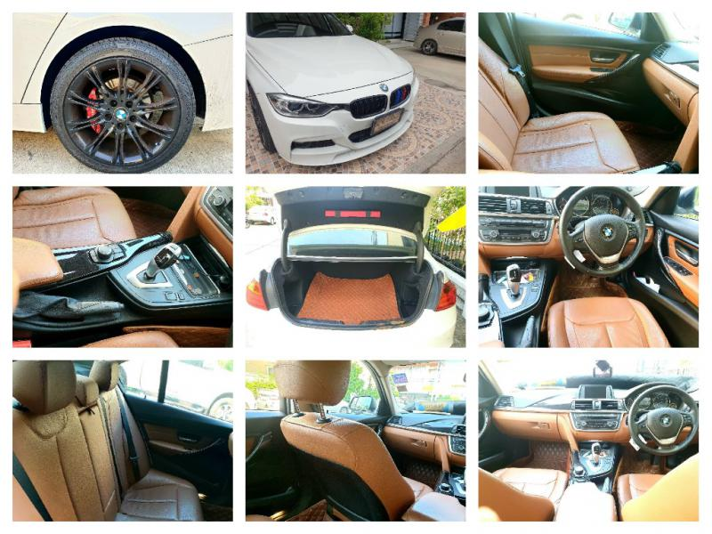 BMW 320i Luxury ปี 2015  2015