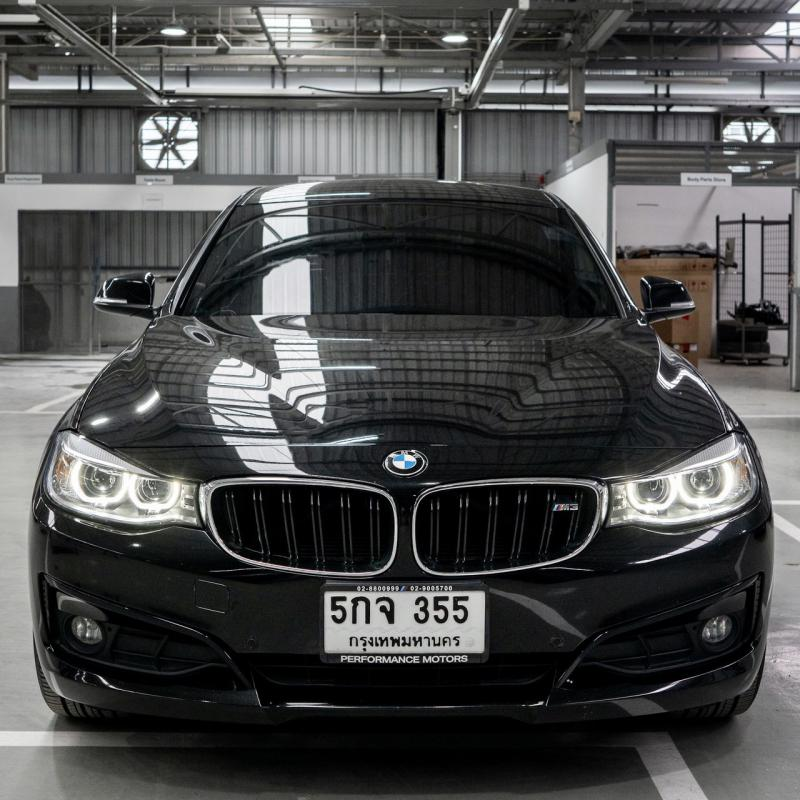 BMW 320 d GT 2016