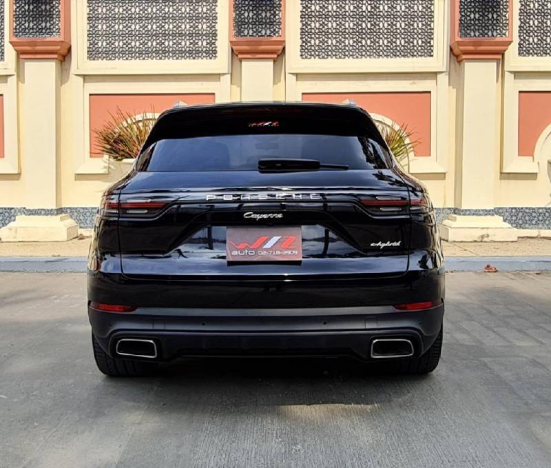 PORSCHE Cayenne E-Hybrid SUV 2018