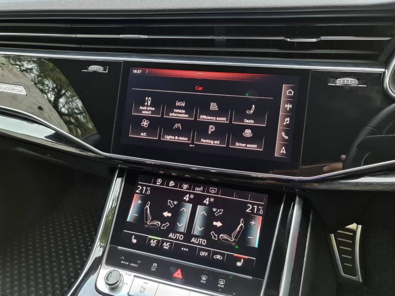 AUDI Q8 TDi Quattro S Li 2019