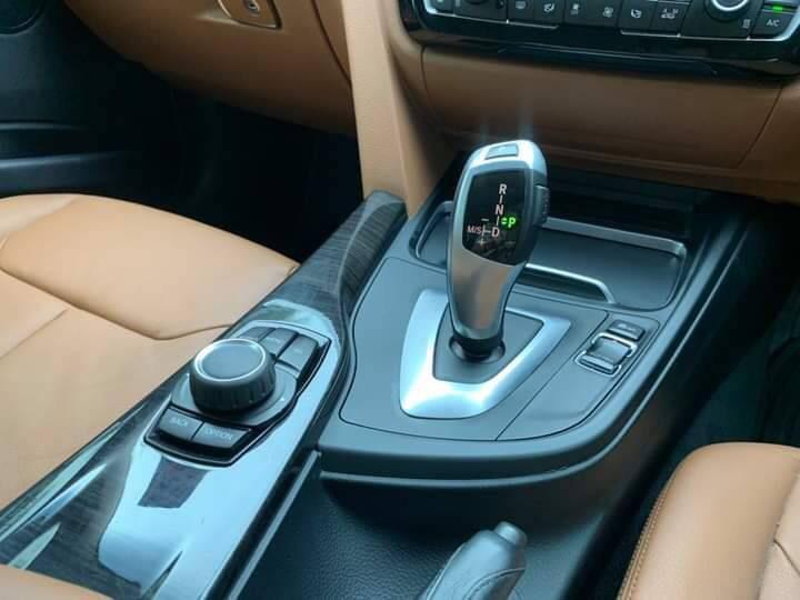 BMW 320D F30 2017