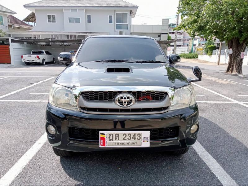 TOYOTA Hilux Vigo 3.0 SMART 2010