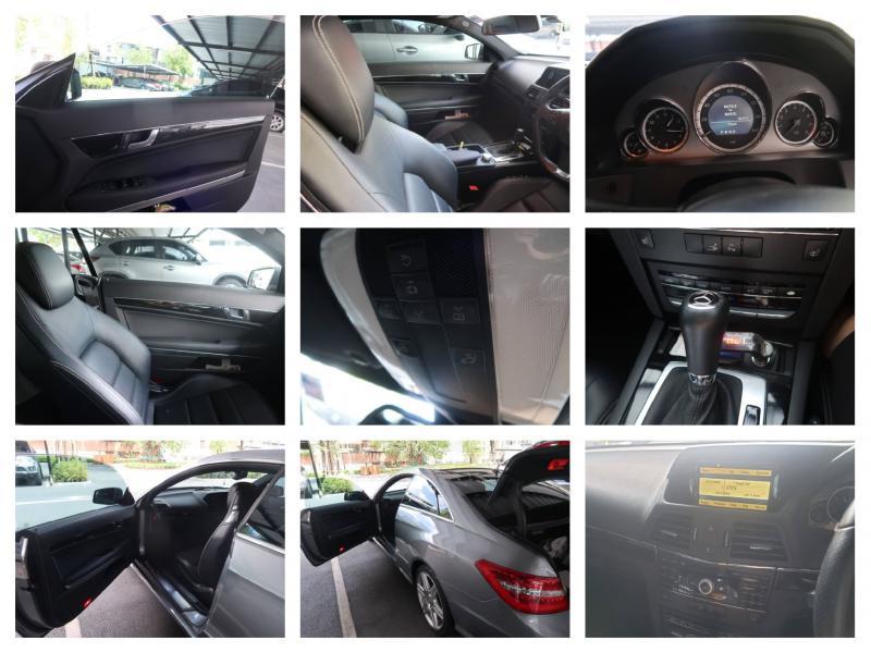 BENZ Benz E250 CGI COUPE 2010