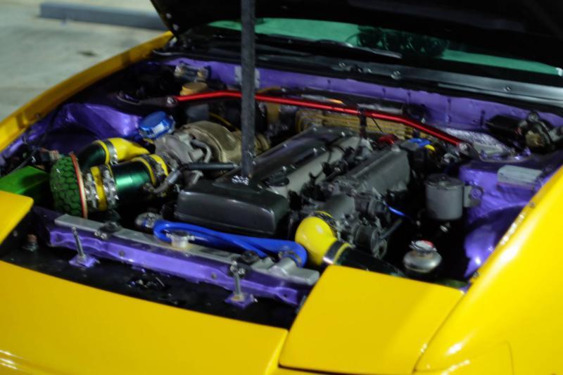 NISSAN  200sx 2JZ 3.0 turbo 1992